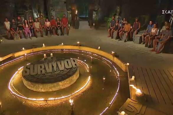 Survivor: Αυτοί είναι οι τρεις υποψήφιοι προς αποχώρηση (video)