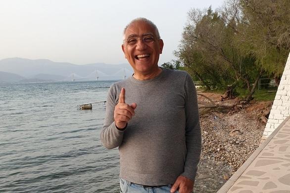"""Τεύκρος Σακελλαρόπουλος - """"Τα Κορωνοπάρτι Κάπως Αλλιώς"""""""