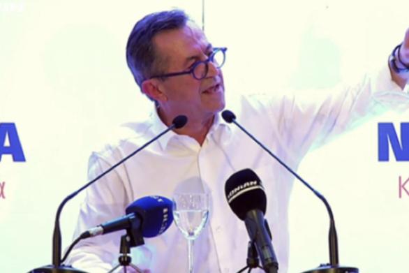 """Νίκος Νικολόπουλος: """"Να αναστήσει την ελπίδα των 230 οικογενειών, που εργάζονται με σύμβαση στον Δήμο Πατρέων ο Πελετίδης"""""""