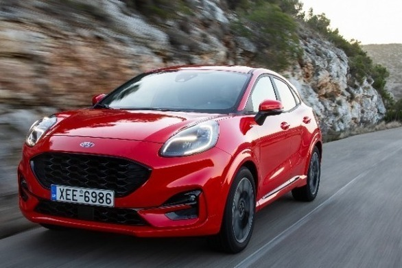 Ford: Αυξάνει τις πωλήσεις της στην Ευρώπη στο πρώτο τρίμηνο του 2021