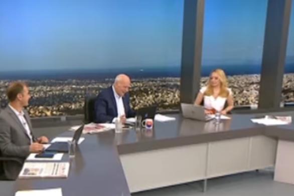 Γιώργος Παπαδάκης: Το συγκινητικό μήνυμα στον αέρα για τα 29 χρόνια της εκπομπής του (video)