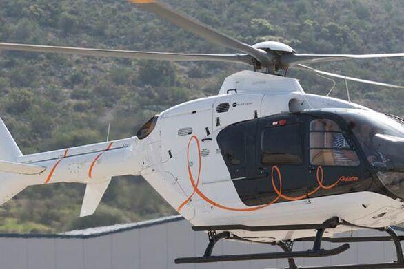 Με ιδιωτικά ελικόπτερα φεύγουν για Πάσχα στα νησιά