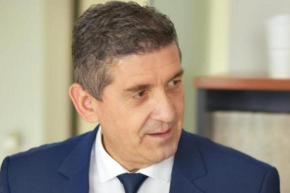 """Γρ. Αλεξόπουλος: """"Ο δοκιμασίες είναι οι ευκαιρίες μας"""""""