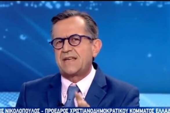 """Νικολόπουλος: """"Δεν δικαιολογείται ούτε ο Μητσοτάκης ούτε ο Ιερώνυμος για οποιοδήποτε λόγο να αλλάζει κατά τον δοκούν τον γιορτασμό της Ανάστασης"""""""