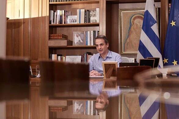 Handelsblatt: Ο Μητσοτάκης στηρίζεται στην ανάπτυξη μέσω χαμηλότερων φόρων και ελπίζει στους τουρίστες