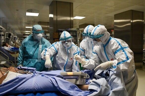 Κορωνοϊός: Πέφτει ο αριθμός των νοσηλειών στα δύο νοσοκομεία της Πάτρας