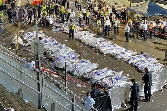Ισραήλ: Σοκάρουν τα βίντεο από το ποδοπάτημα - 44 νεκροί