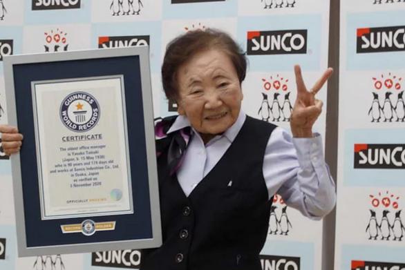 Γιασούκο Ταμάκι - Η 90χρονη που μπήκε στο βιβλίο των ρεκόρ Γκίνες ως η γηραιότερη μάνατζερ στον κόσμο