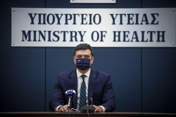Κορωνοϊός: Την Τετάρτη η ενημέρωση από το υπουργείο Υγείας