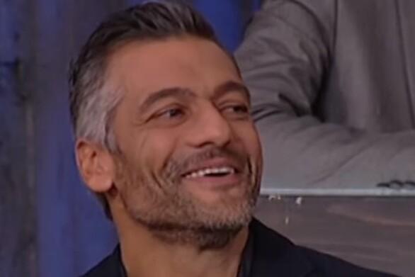 """Στέλιος Κρητικός: """"Μέχρι το Survivor ήμουν ένας ηθοποιός του Σεφερλή"""" (video)"""