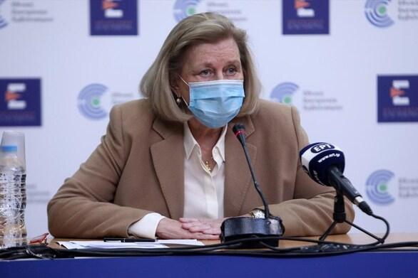 """Θεοδωρίδου για τον θάνατο της 44χρονης μετά το AstraZeneca: """"Φαίνεται ότι δεν συνδέεται με θρομβώσεις"""""""