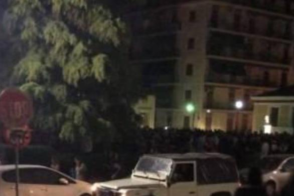 Πάτρα: Το αδιαχώρητο για ακόμα μια φορά στην Παντάνασσα - Γέμισε ασφυκτικά η πλατεία