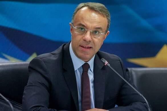 Σταϊκούρας: Στα 3 δισ. ευρώ τα μέτρα στήριξης της οικονομίας