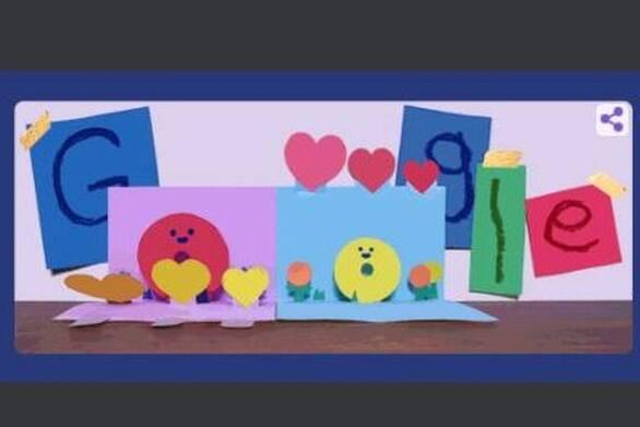 Η Google γιορτάζει με ένα ιδιαίτερο doodle την Ημέρα της Μητέρας 2021