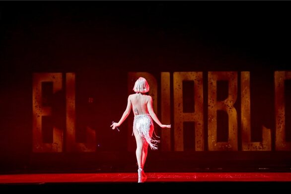 Eurovision 2021: Δείτε την πρώτη πρόβα της Έλενας Τσαγκρινού στην σκηνή