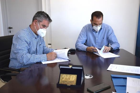 Υπεγράφη η σύμβαση για την αντιμετώπιση απρόβλεπτων προβλημάτων στο εθνικό οδικό δίκτυο της Δυτικής Ελλάδας