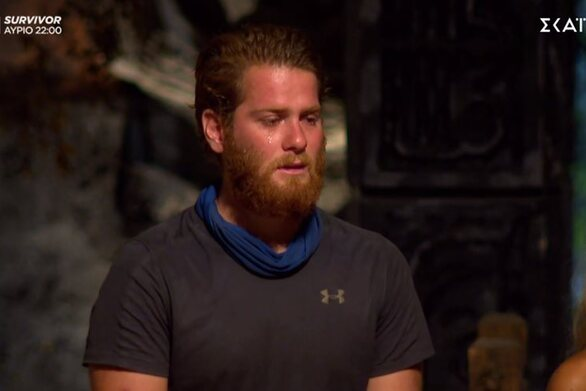 Survivor: Ο James Καφετζής ανακοίνωσε ότι αποχωρεί οικειοθελώς (video)