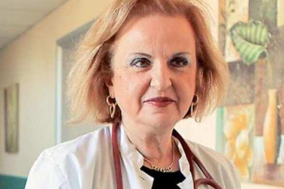 Έκκληση από την Ματίνα Παγώνη σε όσους δεν θέλουν να εμβολιαστούν