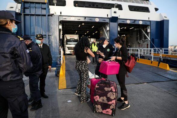 Διαπεριφερειακές μετακινήσεις: Έτσι θα ταξιδεύουμε από 14 Μαΐου σε νησιά και ενδοχώρα