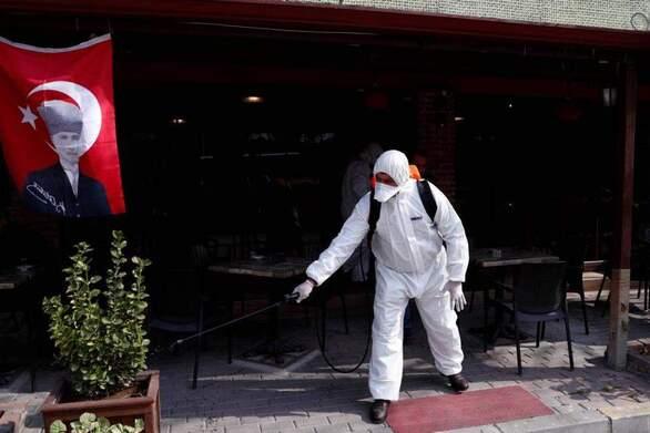 Κορωνοϊός-Τουρκία: 11.472 νέα κρούσματα