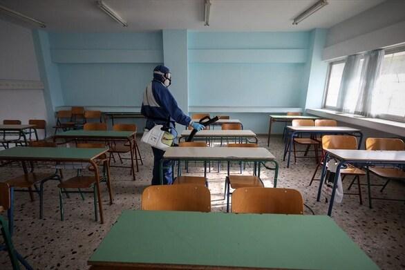 Μπαράζ κρουσμάτων κορωνοϊού στα σχολεία της Αιτωλοακαρνανίας