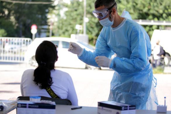 Αχαΐα: Πόσα θετικά δείγματα εντοπίστηκαν στα rapid test της Δευτέρας