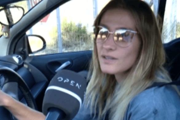 GNTM: Οι πρώτες δηλώσεις της Ισμήνης Παπαβλασοπούλου (video)