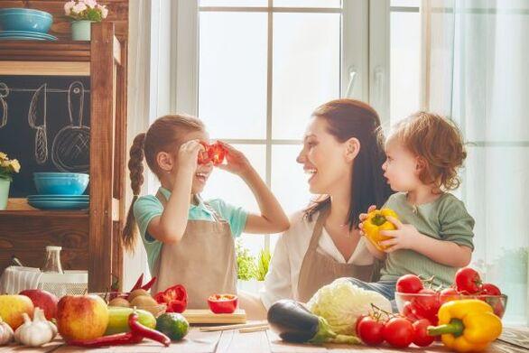 Tips για να δοκιμάσει το παιδί νέα φαγητά
