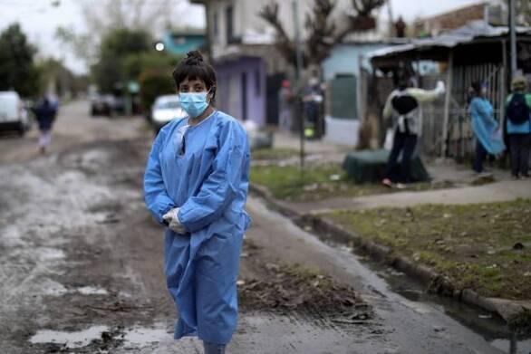 Αργεντινή: Πάνω από 35.000 νέα κρούσματα κορωνοϊού