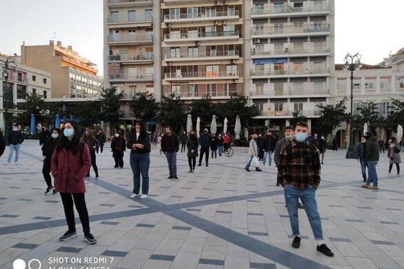 Πάτρα: 1 εκατομμύριο ευρώ τζίρος την ημέρα χάνεται από την αγορά λόγω των φοιτητών