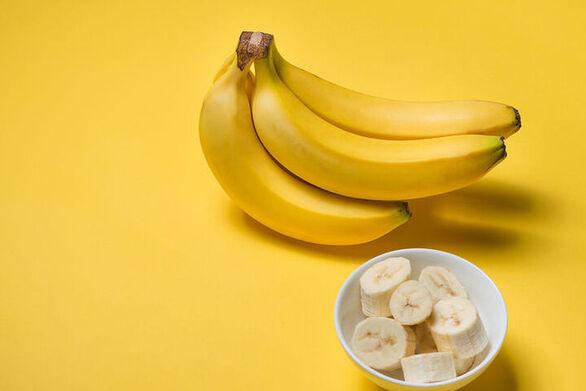 Μπανάνα - Είναι κατάλληλη για αδυνάτισμα;