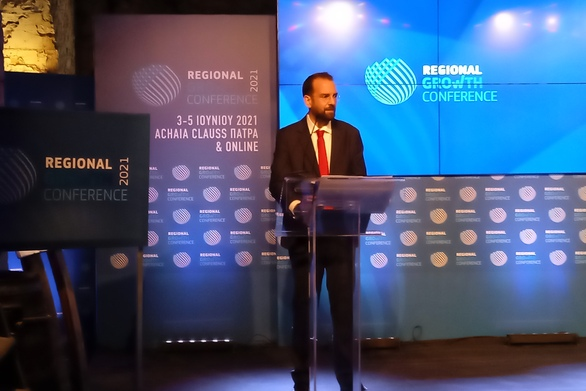 Νεκτάριος Φαρμάκης: «Να κάνουμε τη δική μας μεγάλη επανάσταση, θέτοντας τις βάσεις για την Ελλάδα των επόμενων 200 χρόνων»