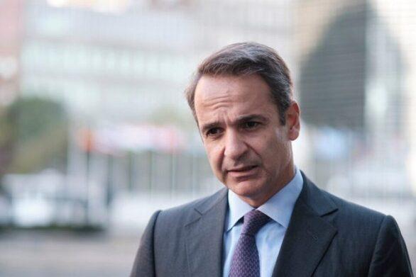 """Μητσοτάκης για τουρισμό: """"Στήριξη 420 εκατ. ευρώ για να μη χαθούν θέσεις εργασίας"""""""