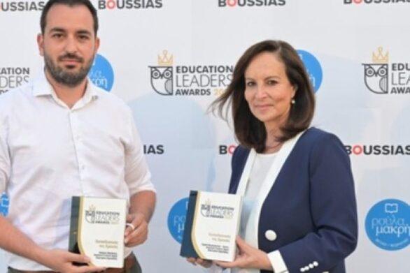Ο δάσκαλος Νίκος Γαλάνης από την Πάτρα βραβεύεται ως Εκπαιδευτικός της Χρονιάς!