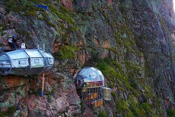 Ξενοδοχεία που προσφέρουν μοναδικά δωμάτια (video)
