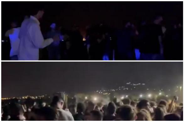 Πάτρα: Πάρτι με εκατοντάδες άτομα στην Πλαζ - Στήθηκαν σε δύο διαφορετικά σημεία (video)
