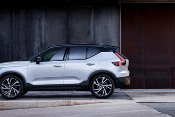 Volvo - Aύξηση πωλήσεων κατά 43%