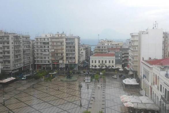 Αλλάζει το σκηνικό του καιρού στη Δυτική Ελλάδα με βροχές και καταιγίδες