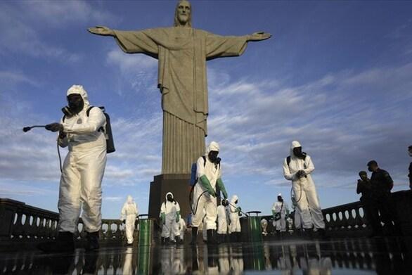 Βραζιλία - Κορωνοϊός: Τρίτο κύμα της επιδημίας απειλεί τη χώρα