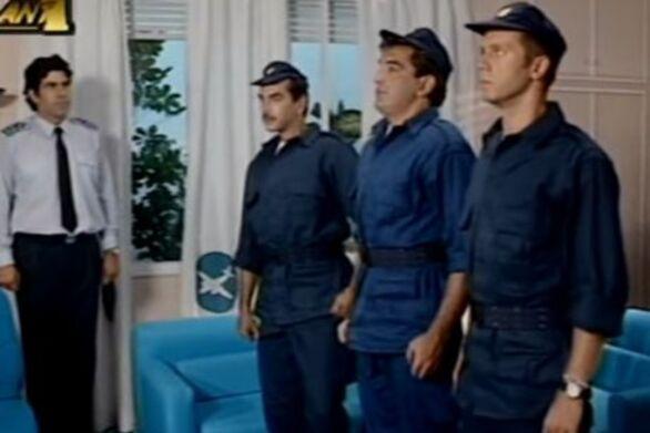 Της Ελλάδος τα παιδιά: Η ξεκαρδιστική σκηνή που μέχρι και σήμερα κερδίζει views (video)