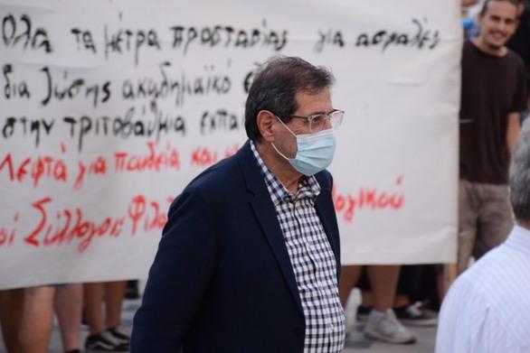 """Πελετίδης για Πανελλαδική Απεργία: """"Πρέπει να σημάνει συναγερμός"""""""