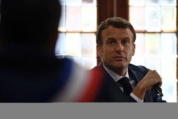 Μακρόν: Χρονιά της γαλλικής γλώσσας το 2022