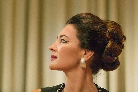 Η Μαρία Ναυπλιώτου στα 51 της με κορμί λαμπάδα