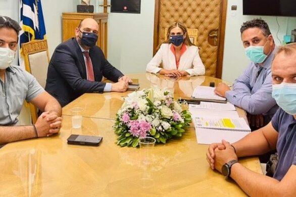 Ένωση Αστυνομικών Υπαλλήλων Αχαΐας: Συνάντηση με την Υφυπουργό Υγείας αρμόδιας για θέματα ψυχικής υγείας Ζωή Ράπτη