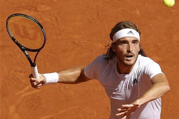 Θρίαμβος του Στέφανου Τσιτσιπά - Πέρασε στον τελικό του Roland Garros (3-2)