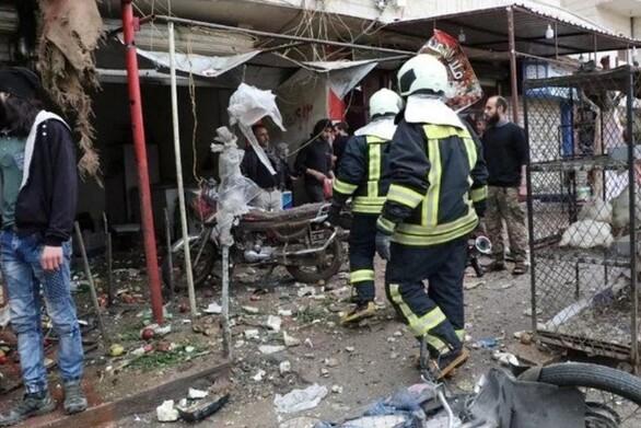 Συρία: 18 νεκροί από πυρά πυροβολικού που έπληξαν συνοικίες και νοσοκομείο στην Αφρίν