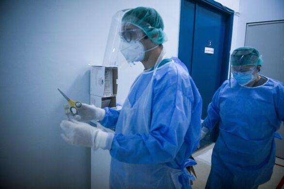 Κορωνοϊός: 297 νέα κρούσματα, 358 διασωληνωμένοι και 17 θάνατοι