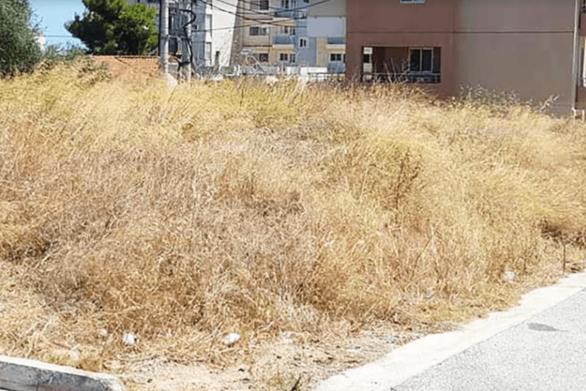 Πάτρα: Νέα έκκληση για καθαρισμό οικοπέδων από ξερά χόρτα και εύφλεκτα υλικά από τον δήμο
