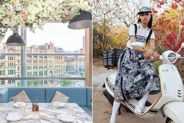 Ο οίκος Dior φέρνει τη Γαλλική Ριβιέρα στο Λονδίνο