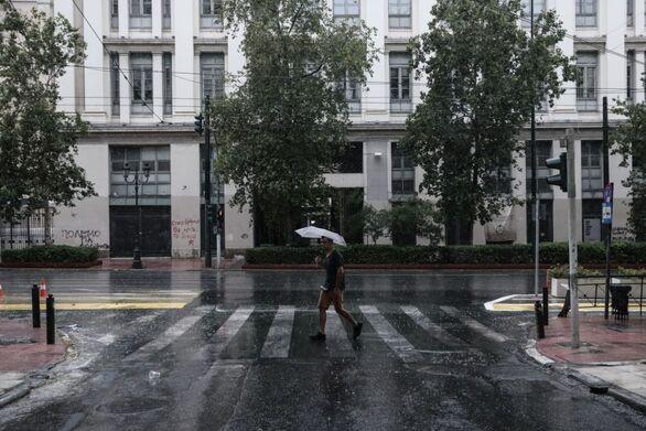 Καιρός: Δροσερός σε σχέση με το παρελθόν είναι ο φετινός Ιούνιος στην Ελλάδα